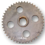 CHAIN DRIVE SPROCKET MODEL 25A-5A2
