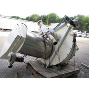 36 CUBIC FT WEIGH HOPPER WITH INTEGRATED DUST COLLECTOR