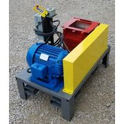 Used 20 HP Davco, Inc. Three Blade Grinder Granulator