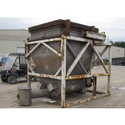 Used Acrison BDF-4 Stainless Steel Bin Discharger Feeder