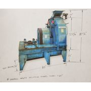 Used Hammermill, 150 HP Andritz Sprout Bauer Model 43125 [PARTS]