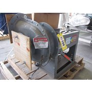 "500 CFM At 4"" SP New York Blower Co. Frp Radial Fume Exhauster Fan 160 Frp"