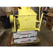 20 HP Used Roskamp Roller Mill Model 9x18 Rollers