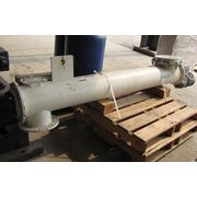 "9"" DIA. X 7' LONG SCREW FEEDER DYNAMIC AIR ACCU-FLO"