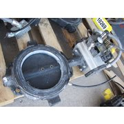 "8""Ø POSI-FLATE INFLATABLE SEATED BUTTERFLY VALVE - SERIES 485 /486"