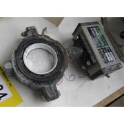 "3"" POSI-FLATE BUTTERFLY VALVE, USED CARBON STEEL DISC"