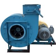 "8,432 CFM @ 12"" SP Twin City Centrifugal Fan RBA 915"