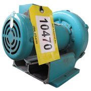 1/2  HP (approx) Eg&g Rotron Regenerative Blower Mdl. Dr303ae72