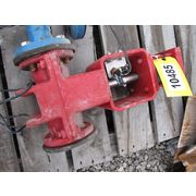 "2"" RED VALVE CO. PINCH VALVE SERIES 5200"