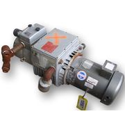 7-1/2 HP USED BECKER VACUUM PUMP