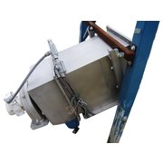 Used 400 CFM Flexicon Stainless Steel Dust Collector With Fan