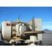 50 HP Used Roots 409 Rcs-h Rotary Lobe Blower Package