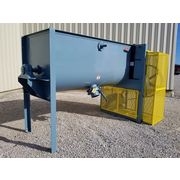Used 60 Cu. Ft. Marion Batch Paddle Mixer - Model 4030
