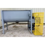 Used 60 Cubic Foot Marion Paddle Mixer Model 4030, Carbon Steel