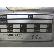 USED VIDEOJET EXCEL 170I INKJET PRINTER