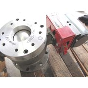 "USED 4"" 100MM CLYDE BERGEMANN SPHERI VALVE"
