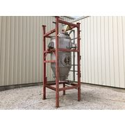 Used Clyde Pneumatic Conveying Continuous Solids Charging Package