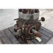 Used Maag Vacorex Gear Pump For Polymers Type Vx 140/140