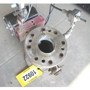 "USED 3"" (80MM) CLYDE BERGEMANN SPHERI VALVE"