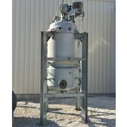 Used 450 Gallon Pfaudler Stainless Steel Jacketed Mix Tank Reactor