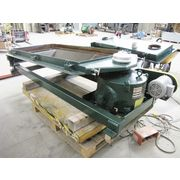 "Used Rotex Screener 30"" X 60"" Single Deck Model 201a Ms/ms"
