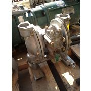 YAMADA NDP-20 SERIES DOUBLE DIAPHRAGM PUMP - ALUMINUM BODY