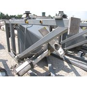 30 CUBIC FT USED HEAVY DUTY SURGE HOPPER