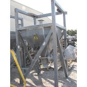 30 CUBIC FOOT USED HEAVY DUTY SURGE HOPPER