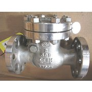 "2"" OIC / NEWMANS PROCESS CHECK VALVE TYPE 102950 CLASS 300 CF8M BODY"