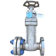 "Eagle America 1"" Forged Stainless Steel Gate Valve - W8 Series"