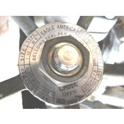 "EAGLE AMERICA 1 1/2"" FORGED STEEL GATE VALVE - W8 SERIES"