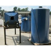 Used 20 HP Spencer Dust Collection System Central Industrial Vacuum