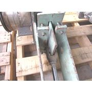 "Used 8"" Square Pneumatic Knife Gate Valve"