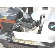 USED IMTEC, INC. HIGH SPEED LABEL APPLICATOR - MODEL A/P4420E