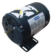 1/3 HP UNUSED LEESON ELECTRIC MOTOR……