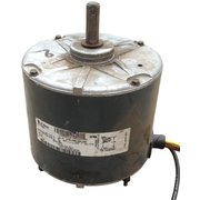 USED GE 1/4 HP ELECTRIC MOTOR 1,100 RPM, 460V, SINGLE PHASE
