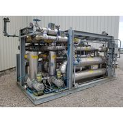 Used Gaumer 333 KW DowTherm Hot Oil System Electrically Heated