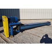 "9""ø X 12' Long Used Screw Conveyor Auger - Carbon Steel"