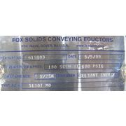 "2 1/2"" Fox Eductor Stainless Flanged___unused!"