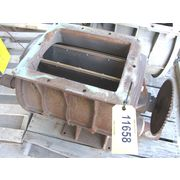 "USED 12"" X 15"" BLOW-THRU ROTARY VALVE"