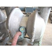 USED WILDEN STAINLESS STEEL DIAPHRAGM PUMP - M15