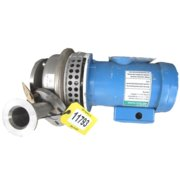 USED 5HP APV CREPACO CENTRIFUGAL SANITARY PUMP - MODEL W30/25