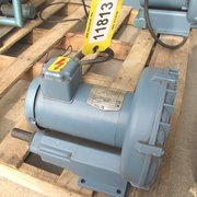 Used 1/3  HP Ametek Rotron Regenerative Blower - Model Dr202y72m