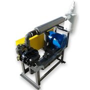 Used Roots 33 U-RAI Vacuum Blower Package 7.5 HP