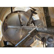 Used Stainless Steel Littleford Ploughshare Batch Mixer - KM 6000 D