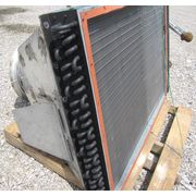 Used Aerofin Heat Exchanger Plate Fin Coil -  Type W