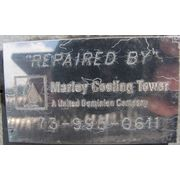 The Marley Company Cooling Tower Gear Reducer 2200 Series 22.2