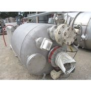58 Cubic Ft Mac Stainless Steel Dense Phase Transporter Fluidizer Pressure Tank