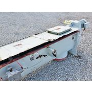 "Used Screw Auger Conveyor 18"" dia. X 18' Long"