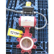 "USED 6"" BRAY BUTTERFLY VALVE - LUGGED"